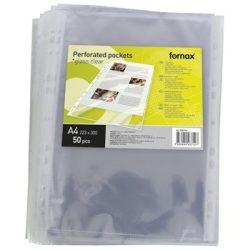Lefűzhető FORNAX Maxi XL 130 mic víztiszta (50db)
