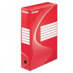 VIVIDA Boxy Archiváló doboz 8cm 128412 piros