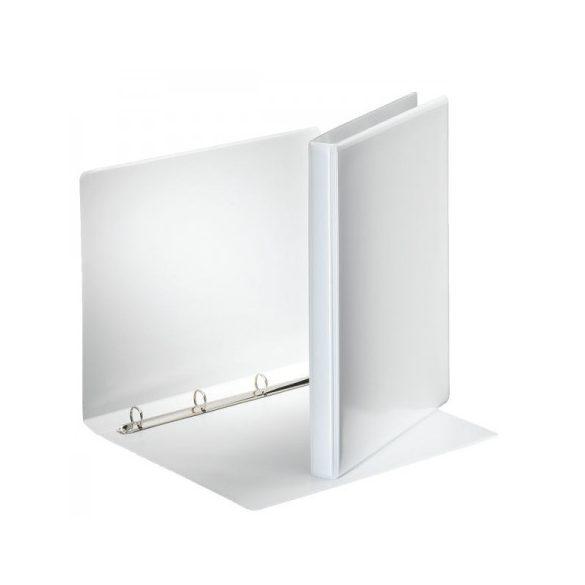 Panorámás gyűrűskönyv 49700 4gy-25mm fehér