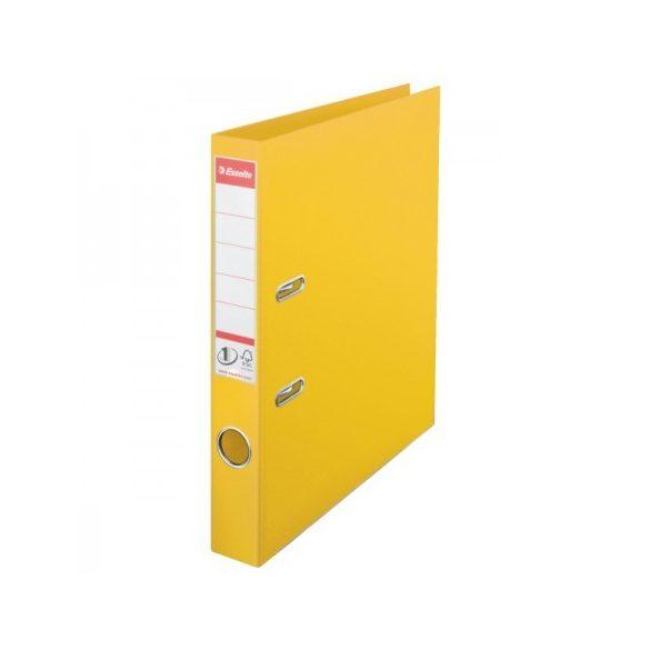 Standard Ess 811410 50mm sárga iratrendező