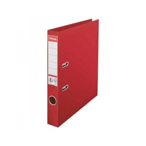 Standard Ess 811430 50mm piros iratrendező