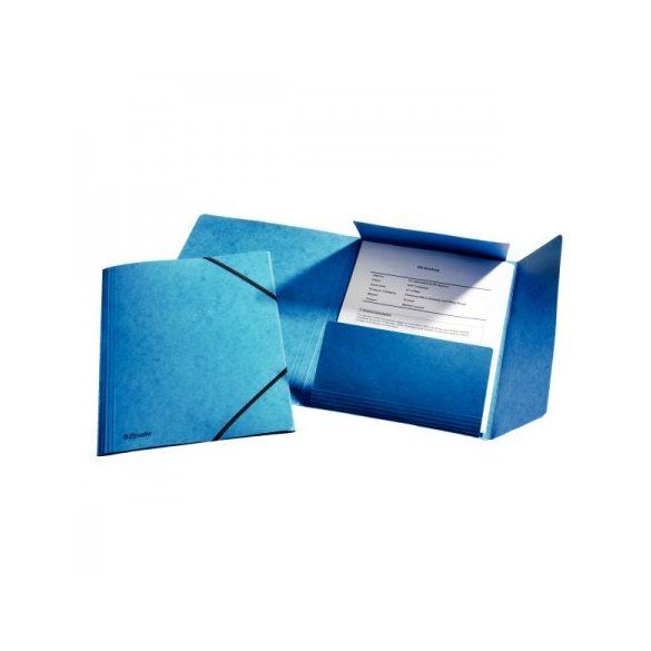 Gumis mappa Ess 26595 luxus krt kék (1326502)