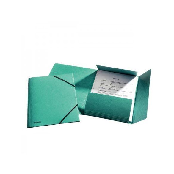 Gumis mappa Ess 26596 luxus krt zöld (1326508)