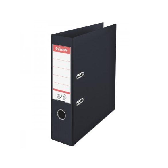 VIVIDA Standard iratrendező 75mm 811370 fekete