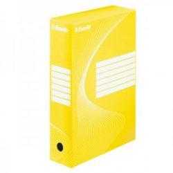 VIVIDA Boxy Archiváló doboz 8cm 128413 sárga