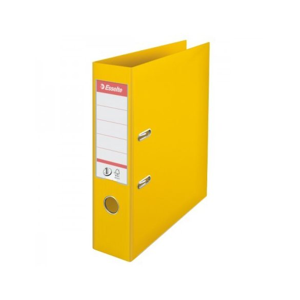Standard Ess 811310 75mm sárga iratrendező