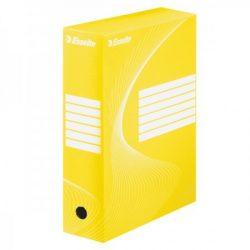 VIVIDA Boxy Archiváló doboz 10cm 128423 sárga
