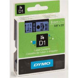 Dymo S0720710 (40916) D1 9mm*7m fek/kék kazetta