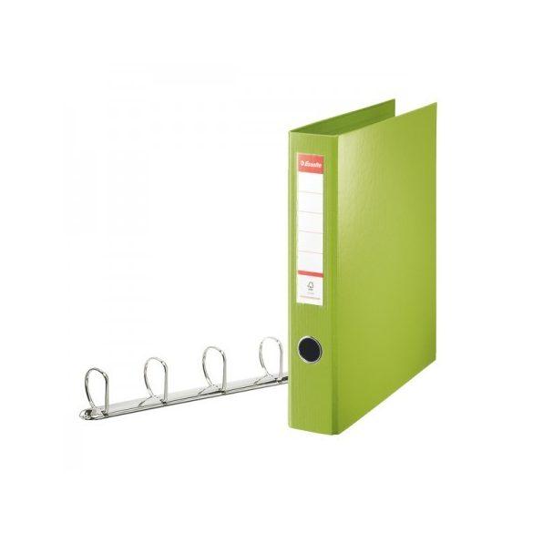 VIVIDA JUMBO Gyűrűskönyv 4gy-58mm 82406 zöld