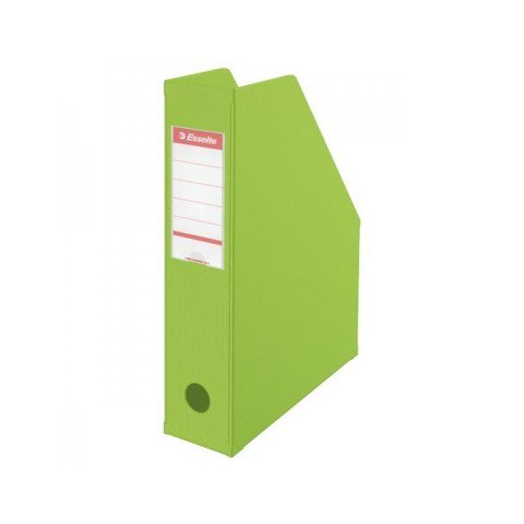 VIVIDA Iratpapucs 8cm hajtható 56006 zöld