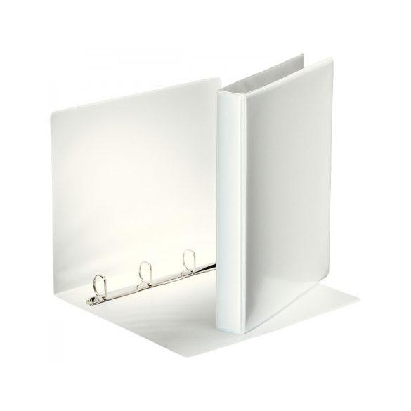 Panorámás gyűrűskönyv 49702 4gy-40mm fehér
