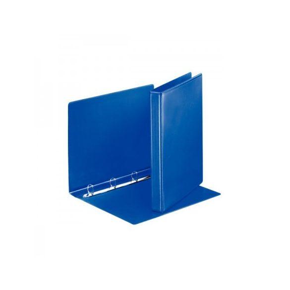 Panorámás gyűrűskönyv 49757 4gy-35mm kék