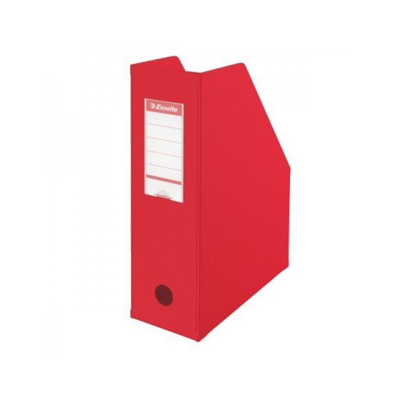 VIVIDA Iratpapucs 10cm hajtható 56073 piros