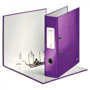 WOW Lakkfényű 180 iratrendező 8cm 10050062 lila