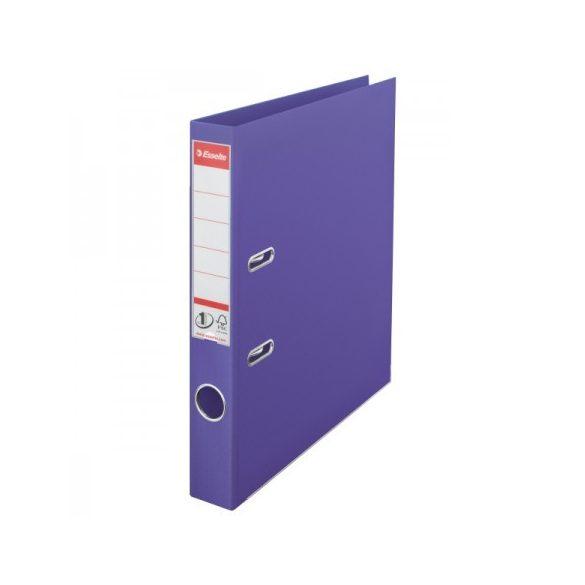 Standard Ess 811540 50mm lila iratrendező