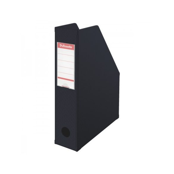 VIVIDA Iratpapucs 8cm hajtható 56007 fekete
