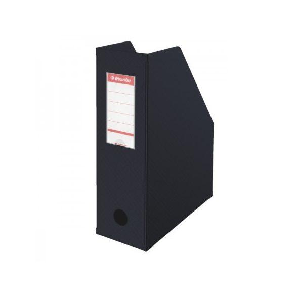 VIVIDA Iratpapucs hajtható 56077 10cm fekete