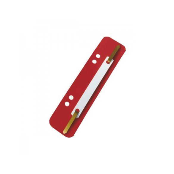 Gyorsfűzőlap Ess 1430615 piros (100db)
