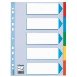 Regiszter Ess 100191 A/4 5 részes standard