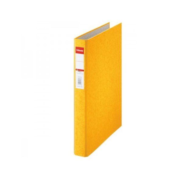 Rainbow gyűrűskönyv 17936 35 mm sárga