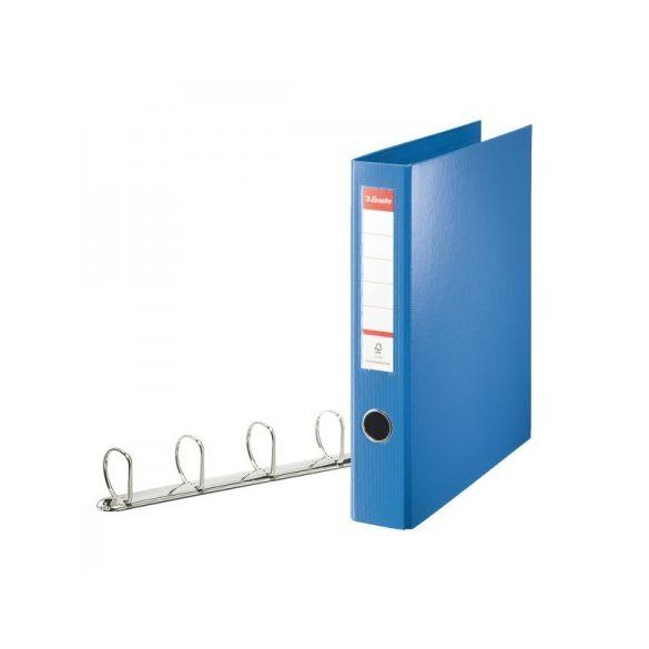 VIVIDA JUMBO Gyűrűskönyv 4gy-58mm 82405 kék