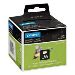 Dymo Etikett S0722440 (99015) LW flopp 70*54mm feh (PB)