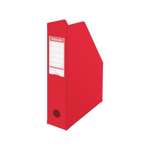 VIVIDA Iratpapucs 8cm hajtható 56003 piros