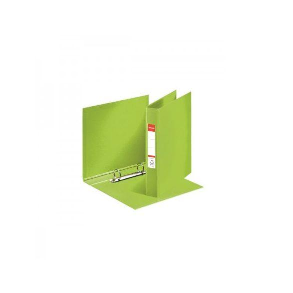 VIVIDA Gyűrűskönyv 47686 2gy-35mm A/5 zöld