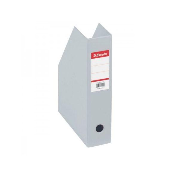 Iratpapucs Ess 56008 hajtható 8cm szürke