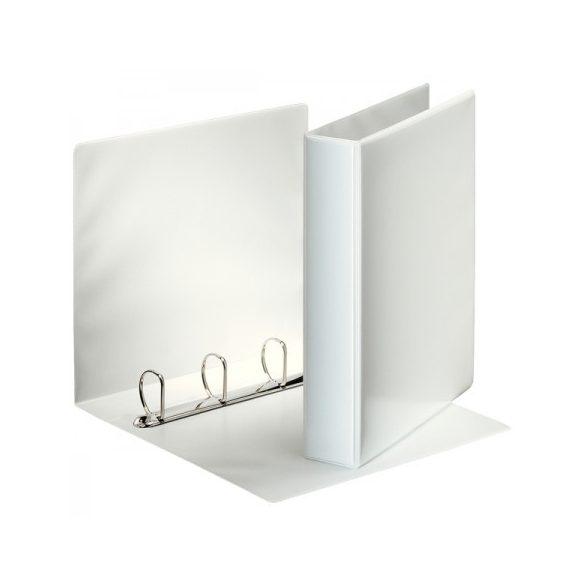 Panorámás gyűrűskönyv 49704 4gy-65mm fehér
