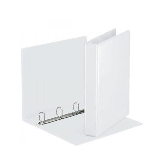 Panorámás gyűrűskönyv 49703 4gy-50mm fehér