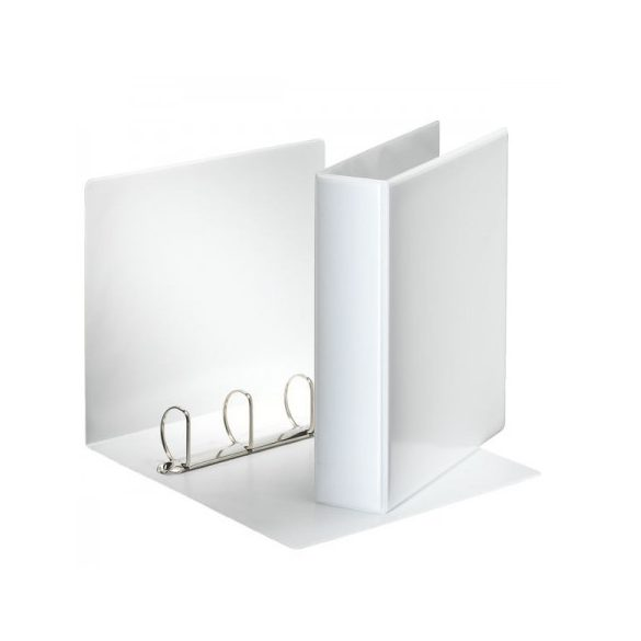 Panorámás gyűrűskönyv 49705 4gy-75mm fehér