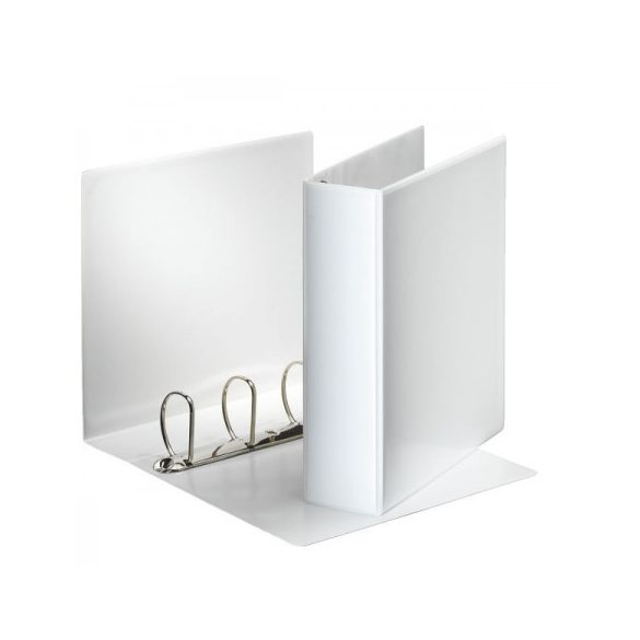 Panorámás gyűrűskönyv 49706 4gy-90mm fehér