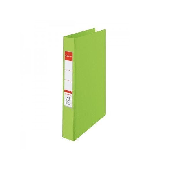 VIVIDA Gyűrűskönyv 4gy-4cm 14461 zöld