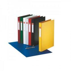 Gyűrűskönyv Ess 14456 2gy-4cm bordó