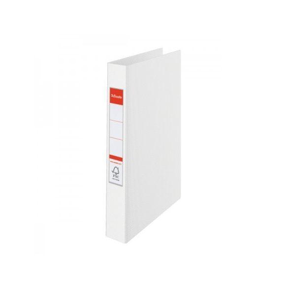 VIVIDA Gyűrűskönyv 2gy-4cm 14449 fehér