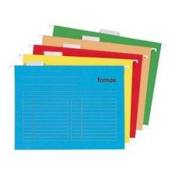 Függő mappa Fornax 33-V kék