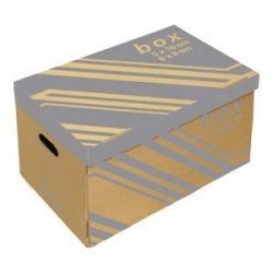 FORNAX Archiváló konténer 522*351*305 iratrendezőhöz