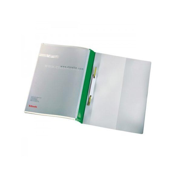 Pvc gyorsfűző Ess 28360 panorámás zöld