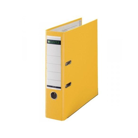 Leitz 180° iratr 10101215 8cm sárga(10101015)