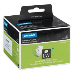 Dymo Etikett S0722560 (11356) LW 41*89mm fehér