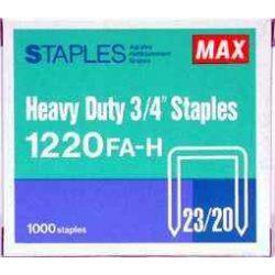 Tűzőkapocs Max 1220 (23/20,HD-12L/17,N/17,N/24)
