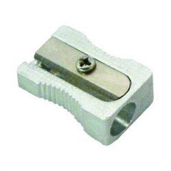 Ceruzahegyező fém 1 lyukú EDUCA