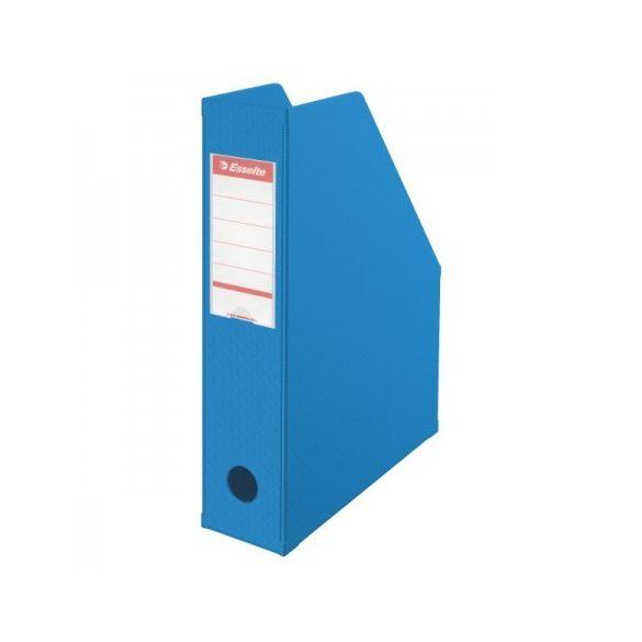 VIVIDA Iratpapucs 8cm hajtható 56005 kék