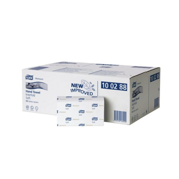 TORK 100288 Premium Interfold kézt soft (kisz:21) H