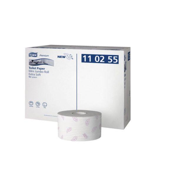 TORK 110255 Premium mini jumbo toalett (kisz:12) H