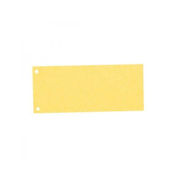 Karton elválasztócsík Ess 20994 sárga
