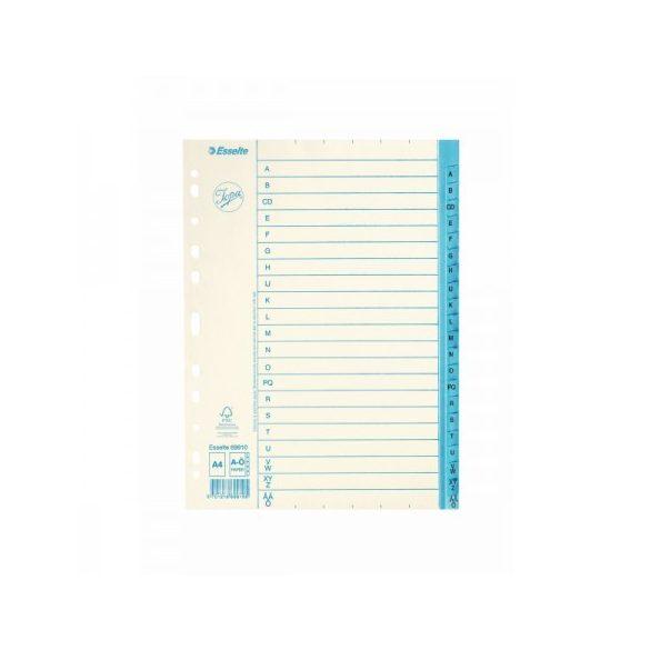 Regiszter Ess 69910 A/4 A-Z-ig papír