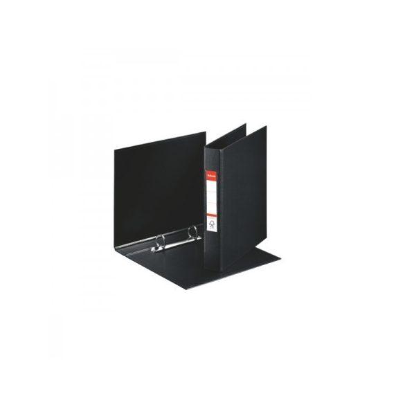 VIVIDA Gyűrűskönyv 47687 2gy-35mm A/5 fekete