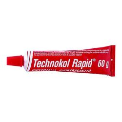Technokol rapid ragasztó piros 60gr